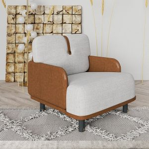 Sofa đơn Semic - Bản VIP