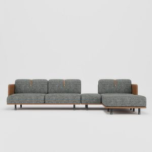 Sofa L Hami - Bản tiêu chuẩn
