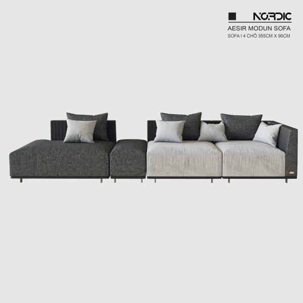 Sofa I Aesir 355 - Bản VIP