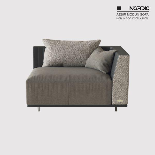 Sofa Aesir modun góc - Bản tiêu chuẩn