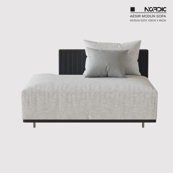 Sofa Aesir modun giữa 120 - Bản VIP