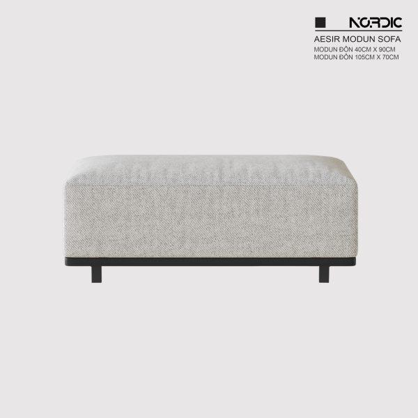 Sofa Aesir đôn - Bản VIP